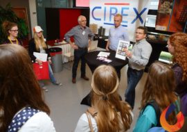 CIREX at jet-net career days east at the University of Twente
